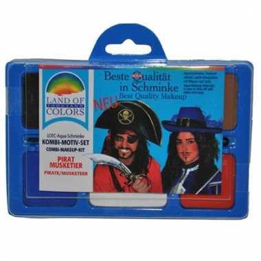 Make-up set piraat