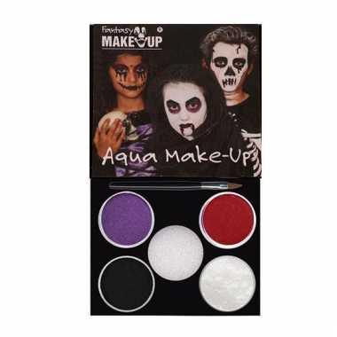 Make-up setje skelet