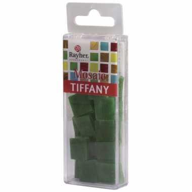Marmer groene mozaiek