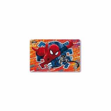 Marvel minnie placemat voor kinderen