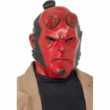 Marvels hellboy masker
