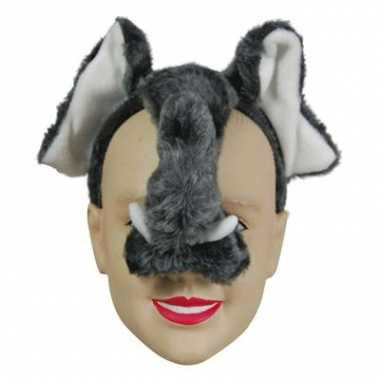 Masker van een olifant