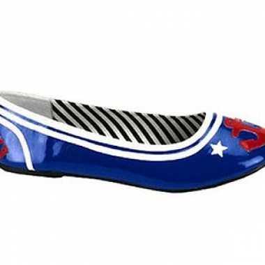 Matroos schoentjes voor dames
