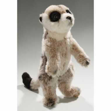 Meerkat knuffel beestje 23 cm