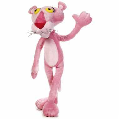 Mega roze pink panter 100 cm