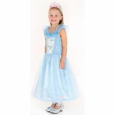 Meiden prinsessen jurkje saphira