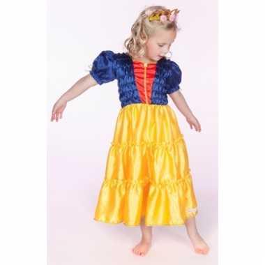 Meiden prinsessen jurkje selina