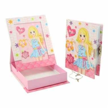 Meisjes kado dagboek