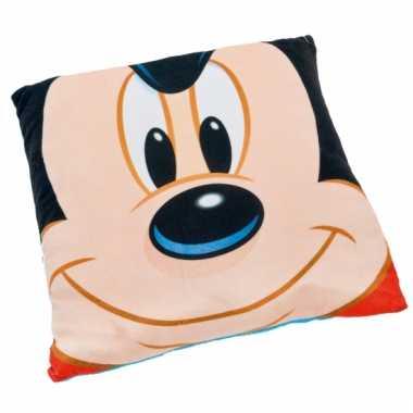 Mickey mouse cartoon kussen