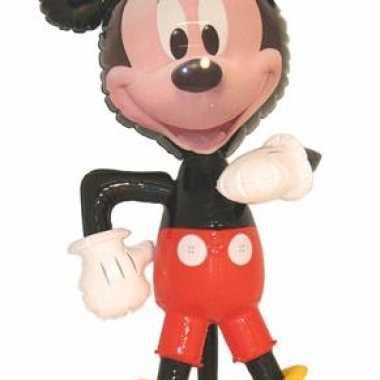 Mickey mouse opblaasbaar 52 cm