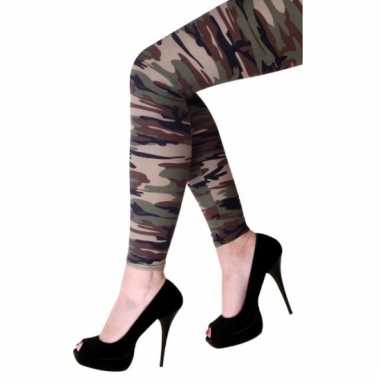 Militaren legging voor dames