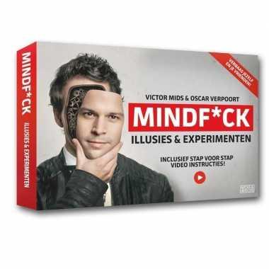 Mindfuck magie illusies en experimenten speel set
