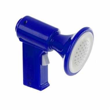 Mini stemvervormer blauw