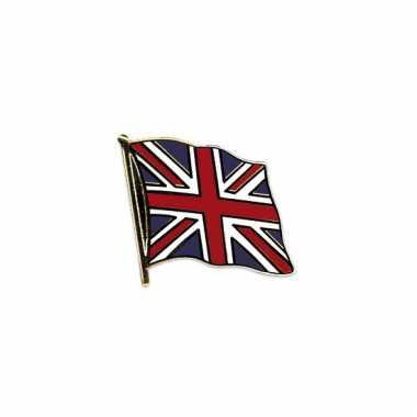 Mini vlaggetjes pin engeland