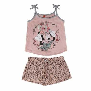Minnie mouse korte pyjama meisjes