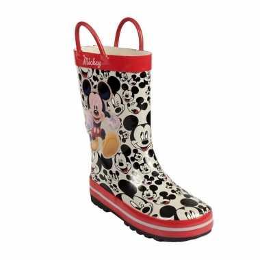 Minnie mouse regenlaarzen voor meisjes