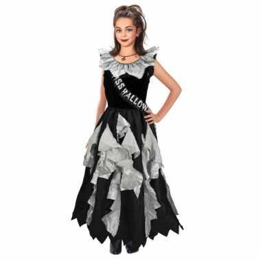 Miss halloween kostuum voor meisjes