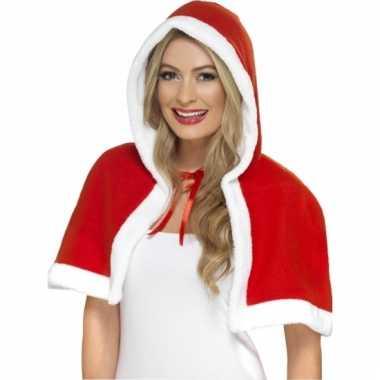 Miss santa cape rood