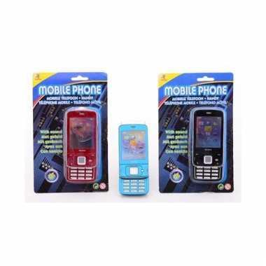 Mobiele kindertelefoon met geluid