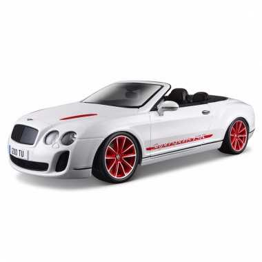 Modelauto bentley continental supersports cabrio
