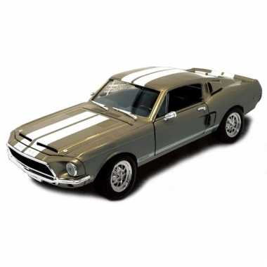 Modelauto ford gt500 shelby 1:18
