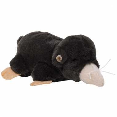 Mol knuffelbeestje 17 cm