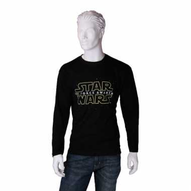 Movie shirt star wars lange mouwen