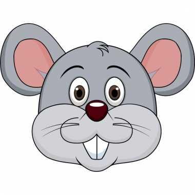 Muis maskertjes voor kinderen