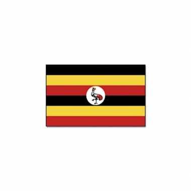 Oeganda landenvlag