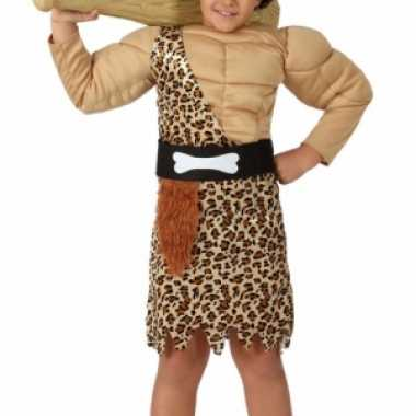 Oertijd verkleedkleding jongen