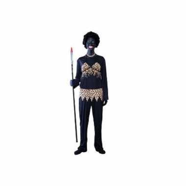 Oertijd zulu kostuums voor dames