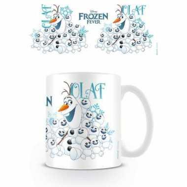 Olaf uit frozen koffie mok