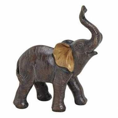 Olifant beeldje 12 cm type 1