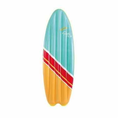 Opblaas surfplank blauw 178 cm