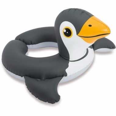 Opblaasband in de vorm van een pinguin