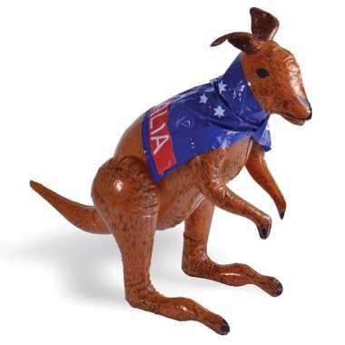 Opblaasbare kangoeroes