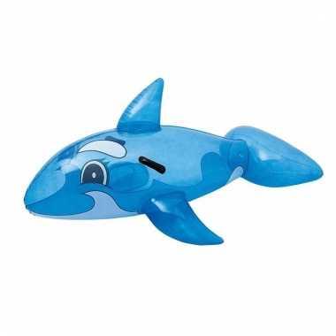 Opblaasbare walvis voor kinderen 118x72cm