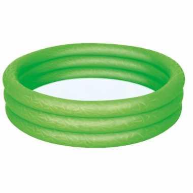 Opblaasbare zwembaden groen