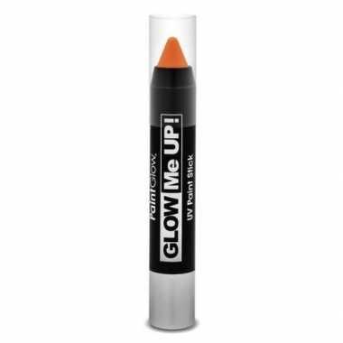 Oplichtende make-up stift oranje