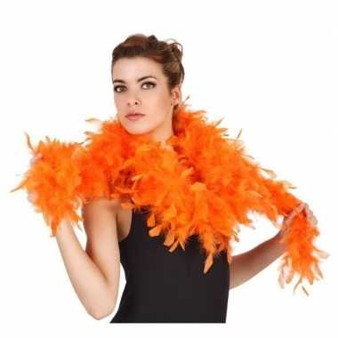 Oranje boa 180 cm