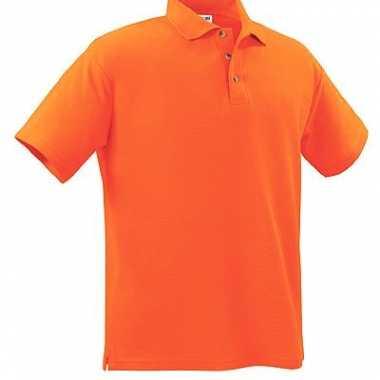 Oranje kinder t-shirt