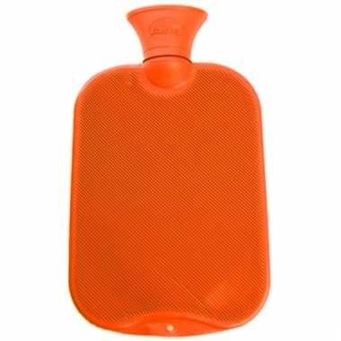 Oranje kruiken twee liter