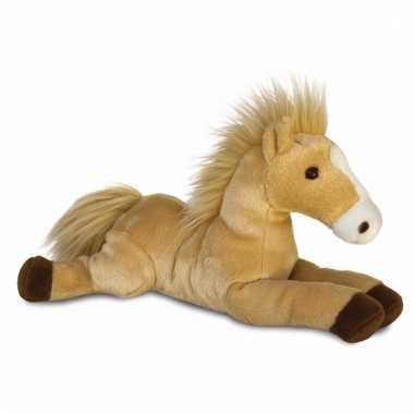 Paarden knuffeltje 30 cm