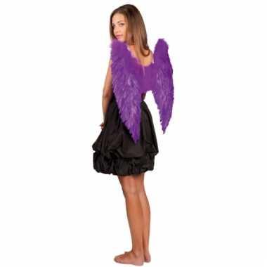 Paarskleurige vleugels 65x65