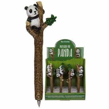 Panda balpen 17 cm type 4