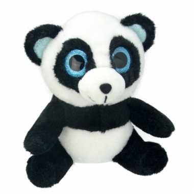 Panda knuffeltje 18 cm