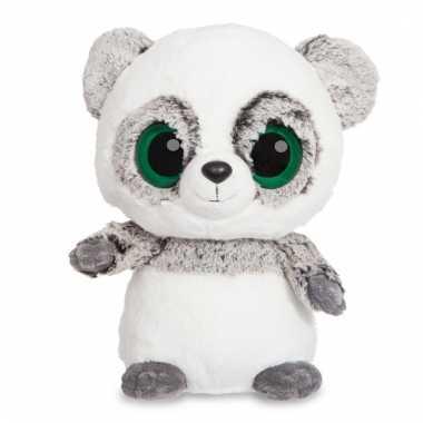 Panda knuffeltje 20 cm ring ring yoohoo and friends