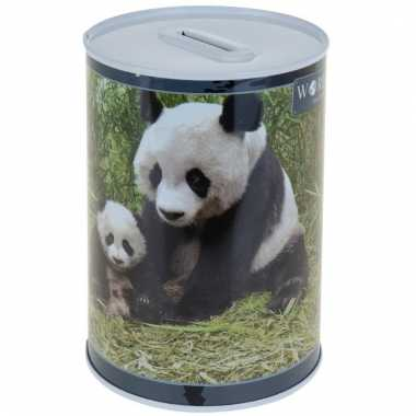 Panda spaarpot 15 cm