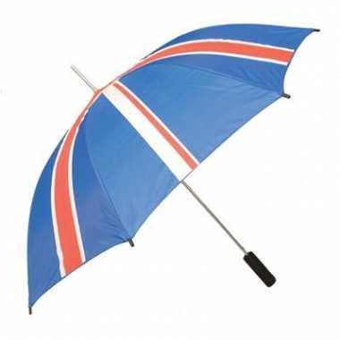 Paraplu met engeland vlag