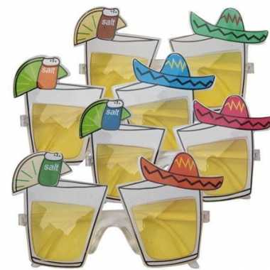 Party bril mexicaans